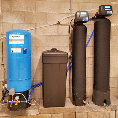 Twin Tiers Water Filter, Softener & Purifier Services
