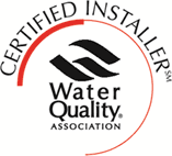 Water Quality Certified Installer