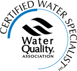 Water Quality Certified Water Specialist